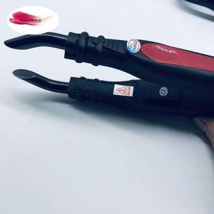 10G italian Keratin Glue and Adjustable Hair Connectors 1Pc Hair Extension Iron Keratin Bonding Tools Fusion Heat Connector
