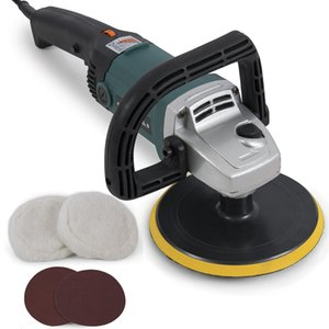 New-7-034-Electric-Variable-Speed-Car-Polisher-Buffer-Waxer-Sander-Detail-Boat-NEW New-7-034-Electric-Variable-Speed-Car-Polisher-Buffer-W22