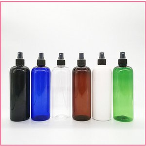 DHL 200ml Round Shoulder PET Spray Plastic Bottle Perfume Spray Bottle Fine Mist Make-up Bottles Are Bottled Separately