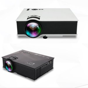 UC46 mini-led projector AirSharing theater multimedia projector Full HD 1080p Video projetor Upgrade of UC46