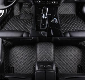 Tapis de plancher de voiture sur mesure 5 pour Mercedes E-Classe W210 W212 W213 G-Class W461 W463 M-Class W163 W166 S-Class W220 W221 Tapis
