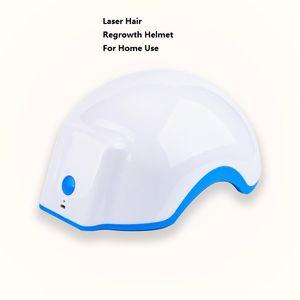 2021 Ev Kullanımı Diyot Lazer Kap Anti-Saç Dökülmesi 650nm Regrowth Arıtma Ekipmanları Alopesi Terapi Cihazı Güzellik Enstrüman