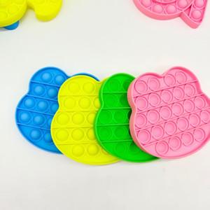 Hot 2021 Trending Squeeze Toy Push Pop Sensosory Fidget Toy Toy Autism Специальные нужды Стресс Reliver Игры Последняя Мышь потерянная игра