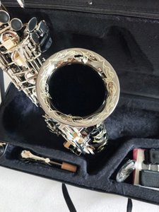 Germany JK SX90R Keilwerth Saxophone Alto Black Nickel Silver Alloy Sax Brass Musical Instrument With Case Mouthpiece Copy