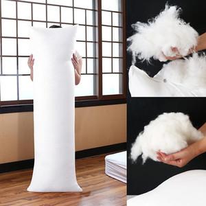 16 150x50cm Abrazo de largo cuerpo almohada Inserto interior Anime Cuerpo de almohada Core Cuadrado interior uso de la casa Relleno de cojín
