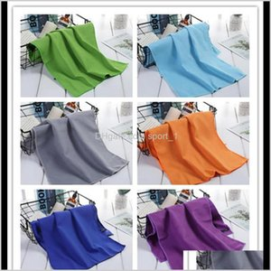 New Home Sports Cooling Towel Outdoor Camping Running Travel Swimming Microfiber Towels Quick Drying Facecloth Washcloth Towel Plcri Jhckz