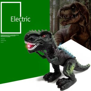 Dinosaur Toys for Kids 3-5 Year Old Simulated Electric Dinosaurs Pets Walking with Sound Model Toy Christmas Birthday Gifts Boys