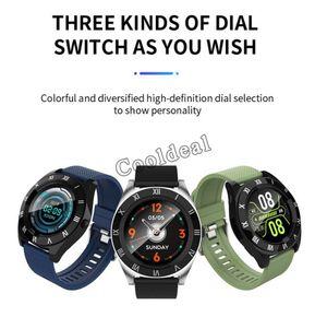 M11 Smart Watch Large Round Screen Smartwatches SIM Card Slot Smart Bracelet Fitness Bluetooth Sports Watch Sleep Monitor with Box