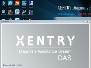 Diagnostic Tool For Benz Vehicles Mb Star C5 With X200T touch screen laptop ready use