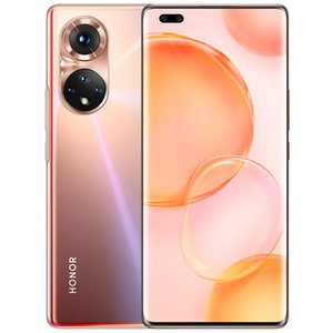 Original Huawei Honor 50 Pro 5G Mobile Phone 8GB RAM 256GB ROM Snapdragon 778G 108.0MP HDR NFC Android 6.72