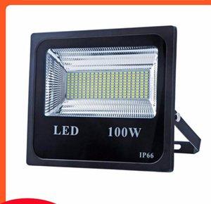 6 adet Yeni LED Sel Işık 10 W 20 W 30 W 50 W 100 W 150 W IP65 Su Geçirmez AC85-265 V Spot Reflator LED Dış Mekan Aydınlatma