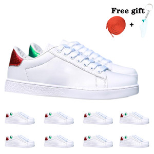 LUXURYS Designers Shoes Men Sneakers Women Bee Trainers White Fashion Corredor Botines High Top Sneaker Womens Boots Black Low Plataforma