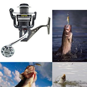 SSG1000-3000 Sea Fishing Reel Long Casting Outdoor Spinning Metal Wheel Portable Easy Fishing Carrying Gear