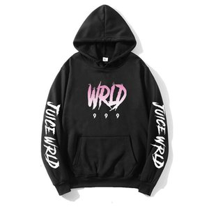 New JUICE WRLD Hoodies Men Women Sweatshirts Hooded Hip Hop kawaii clothing Hoodie OFF Designer boys girls white pullovers moleton TTYV