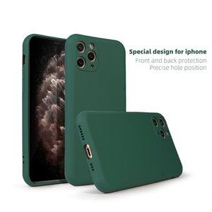 for iphone 11 pro original liquid silicone phone case cover for iphone 12 pro max