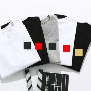 Hombre T Shirts Mujeres Diseñadores Hombre Moda Hombres Tees Ropa Casual Camiseta Calle Shorts Sleeve 2021 Ropa para mujer Tshirts