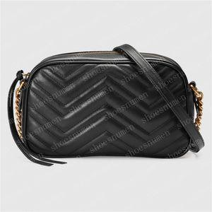 2021 Marmont Bag Cross Body Body Bag Bag Bags Womens Disco Soho Crossbody Сумка Сумка Messenger Сумки Кожаный сцепление рюкзака Fannypack XBJ03-1
