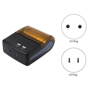 Portable Thermal Instant Printer Bluetooth 4.0 It Supports Multiple Handheld Devices And Different App Printing Printers