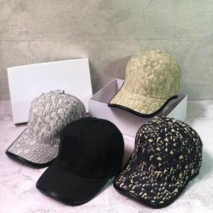 Chapeau de godet de luxe de Lettre de coton de marque de marque pour hommes Femmes Femme pliable Caps Fisherman Beach Sun Visor Vente Pliante Man Cap P1