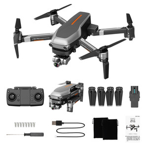 L109 Pro 4K Kamera 5G WiFi Drone, Simülatörler, 2 Eksenli Gimbal Anti-Shake, Fırçasız Motor, GPS Optik Akış Konumlandırma, Akıllı Takip, VS SG906Pro F11, 2-1
