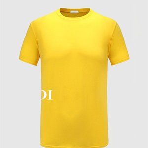 Spring and Autumn Tide brand pure cotton men's T-shirt with short sleeves comfortable and fashionable all-match72