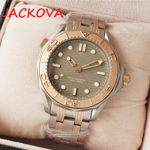 montre de luxe luxury Mens Brown Watches Hot sale 316L Steel Mechanical Automatic Movement Men Watch Fashion Male Watches Sports Wristwatch