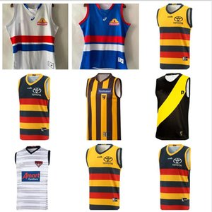 2021 2022 Versão do jogador Collingwood Casa Guernsey Rugby Jerseys Afl Jersey Singlet League Camisa Vest S-3XL