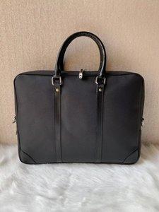 Männer Tasche Leder Business Herren Handtasche Querschnitt Schulter Computer Aktentasche Totes Handtasche Duffel Bag