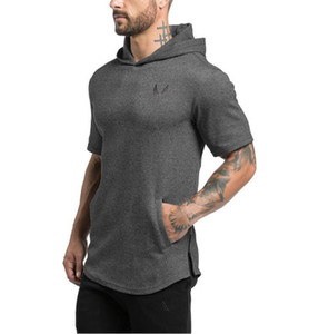 2021 Designer-Mens Jogger Hoodie T Shirt For Short Sleeve New Fashion Cotton Casual Mens Shirt For Zipper Pullover Tracksuit