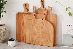 Kare Mutfak Doğrama Ev Kesme Tahtası Kek Plaka Servis Tepsileri Ekmek Çanak Meyve Tabağı Suşi Tepsi HWB7712