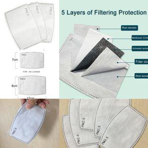 per Disposable Face Masks Inner Pad Gasket Replacement Filter Pads Respirator Mask Hot 9K2J