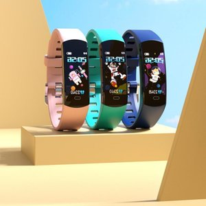 Sleep Children's Rate Smart Watch Blood 2021 Monitor Newest Boy Pressure Girl Smartwatch For Heart Android 21ss