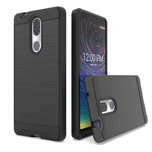 Металлические корпусы для матовый для iPhone 12 11 Pro Max XS XR X 6 7 8 плюс Motorola Moto G7 G8 E6 E5 Z PLAY POWER SUPRA Гибридная крышка