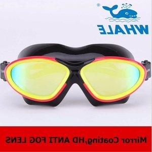 ChaLe Professional Качество Анти-Туманное Плавание Очки Зеркальное покрытие Очки Gafas de Holtsos Natacion Водяные очки