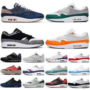 Новые 87 юбилей 1 WiotsPoon Мужская повседневная обувь Evergreen Aura Deluxe Weauxe 1S 87S Мужчины Женщины Пакет Эскиз к шельфам Спортивные кроссовки KH-9N
