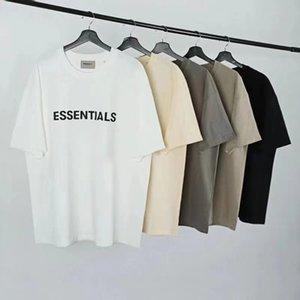 New2021 Spring Summer Front 3D Silicon Logo T Shirt Tee Skateboard Tshirt Men Women Short Sleeve