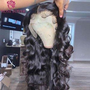 Lace Wigs 30 Inch Frontal Wig Body Wave Human Hair 13X4 4x4 Closure Baby Brazilian For Women
