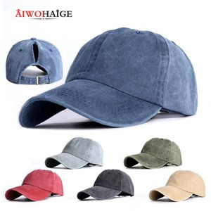 Ball Caps 2021 Baseball Cap Hat Snapback For Women Rodeo Sport Solid Casual Outdoor Wholesale
