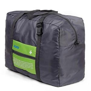 Duffle Nylon Packing Cubes Große Kapazität Falten Weekender Weekend Reisetasche Männer Frauen Gepäck Reisetaschen Handtasche