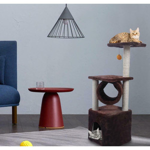 """Black Friday 36"""" Cat Tree Bed Furniture Scratch Cat Tower Pos jllyPB sport77777"""