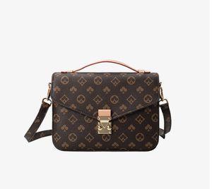 High Quality 2021 Best luxurys designers bags Messenger Bag Women Totes Fashion Bags Vintage printing Shoulder Bags classic crossbody bag