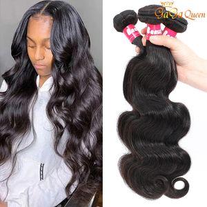 Бразильские девственницы волосы волна человеческих волос наращивание волос бразильский кузовной волна 4шт. Лот двойной уток волос