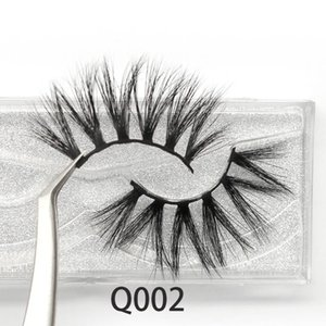 22 mm 3D Mink Wimpern Großhandel 100% handgemachte Flaumy Natürliche lange falsche Wimpern Verlängerung Bulk Nerz Haar Full Strip Custom Logo