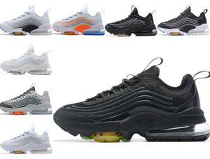 Venda Por Atacado moda ZM950 homens mulheres 950 tênis triple preto branco núcleo lobo cinzento moda mens trainers atlético sneakers esportivos 36-45