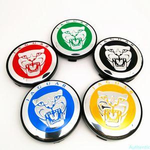 4pcs 60mm Wheel Center Caps Hub Car Styling Rims Hub Cover Emblem 56mm Hubcaps Sticker Badge Tiger Head