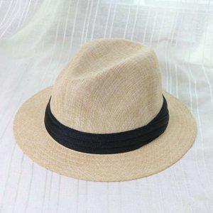 Primavera Casual Sol Shading Top Viagem Masculina e Verão Jazz Cool Fashion Hat
