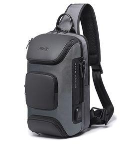 Fashion Men's Anti-theft Sling Bag Crossbody Backpack Shoulder Casual Daypack