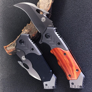 Claw Folding Knife Portable Outdoor Knives Camping Survival High Hardness Multi-Function Wild DHL Free