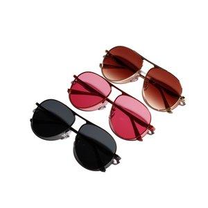 2020 Vintage Men Metal Frame Sunglasses Pilot Mirror Classic Retro Sun Glasses Women Luxury Summer Eyewear