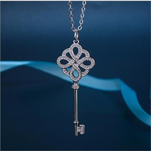 Lulu-pig Japanese Korean Fashion Key Accessories Long Trui Chains with Herfst and Winter Chain Dz185-dz191